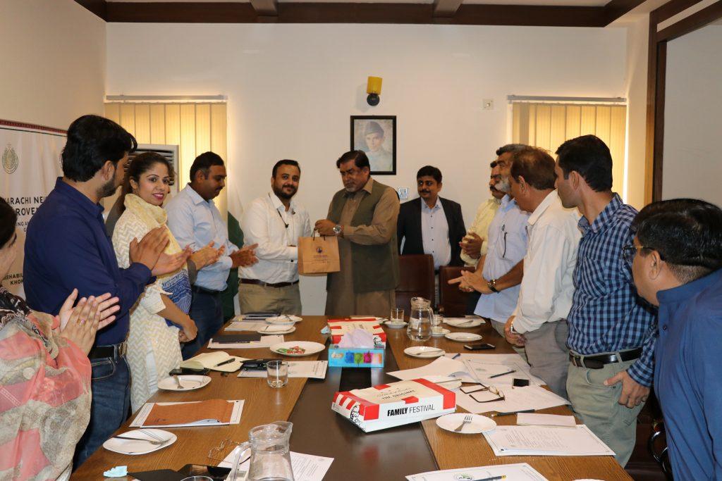 ای ایس ایم پی کے نفاذ کا ورکشاپ 4  اکتوبر 2019ع کو آفیس میں منعقد ہوا، جس میں مختلف وابسطگیں اور کانٹریکٹرز نے شرکت کی ا