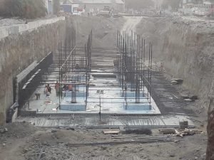 Read more about the article Underground Parking Plaza, Saddar