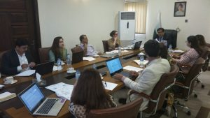 Read more about the article Meeting with World Bank Officials