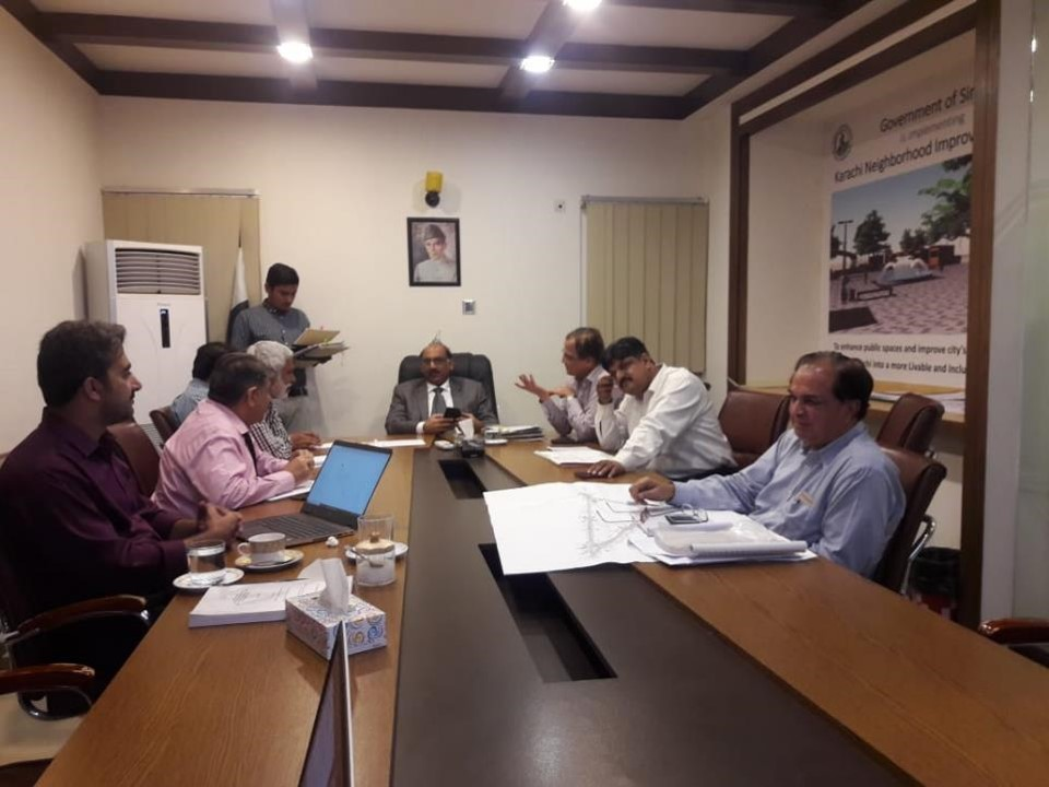 Project  Review Meeting PIU