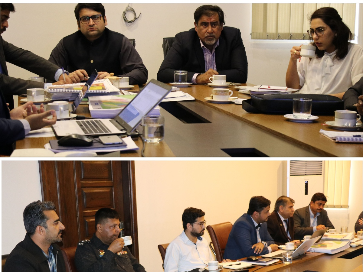 KNIP presided the 4th Advisory Committee Meeting