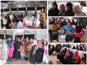Women Consultation in Malir for Phase 2 sub-project intervention by KNIP