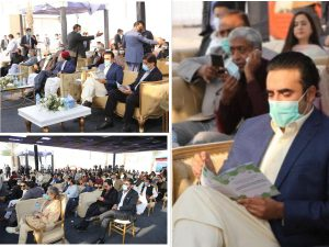 Read more about the article Inauguration Ceremony of Rehabilitation and Reconstruction of Fishermen Chowrangi and Road 9000 in Korangi.